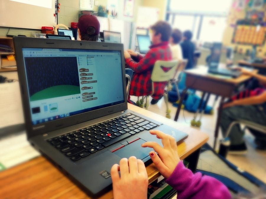 How a Lenovo Healthnologist Started an After-School STEM Program