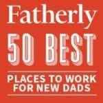 Fatherly Names Lenovo One of the 50 Best Places to Work for New Dads