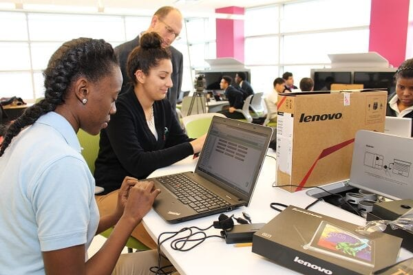 From High School to Post-Grad: Lenovo Recruits and Develops Talent