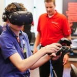 Summer Camp at Lenovo: Mars Expeditions, Hockey, and Rebuilding PCs