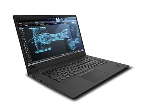Style and Power Join Forces with the New ThinkPad P1 Mobile Workstation