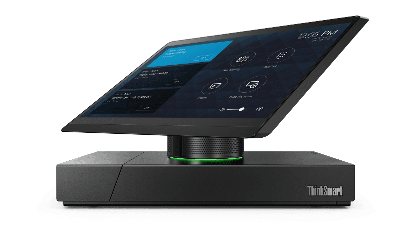 Lenovo Demos Vision for Smarter Meeting Space with New ThinkSmart Hub Technology at Infocomm 2018