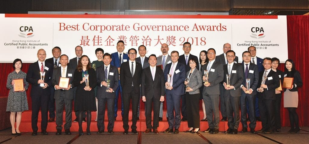 Lenovo Takes Two Honors in 2018 HKICPA Best Corporate Governance Awards