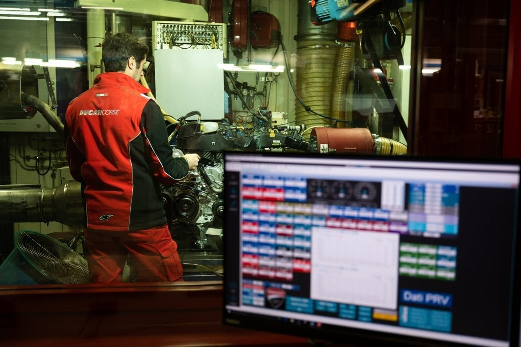 The Faster the Computing Power, the Faster the Motorbikes: Lenovo Meets Ducati on the Racetrack