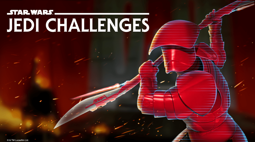 Star Wars: Jedi Challenges Announces New Content Inspired by Star Wars: The Last Jedi