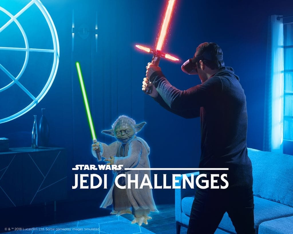 Star Wars™: Jedi Challenges - Dark Side Expansion is Available Now