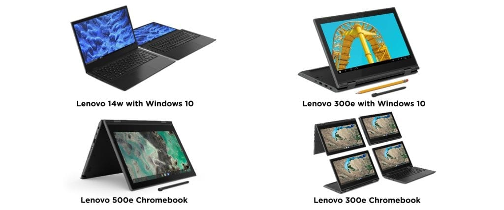 Lenovo Laptops Amplify Learning Experiences Through Digital Innovation