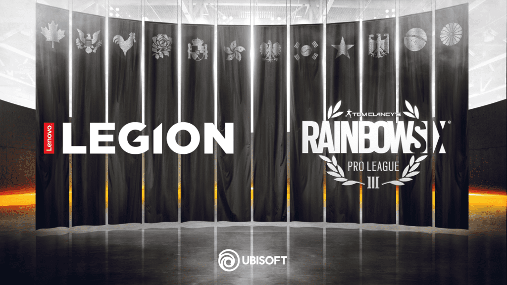 Lenovo Legion™ Teams Up with Ubisoft® as the Official PC and