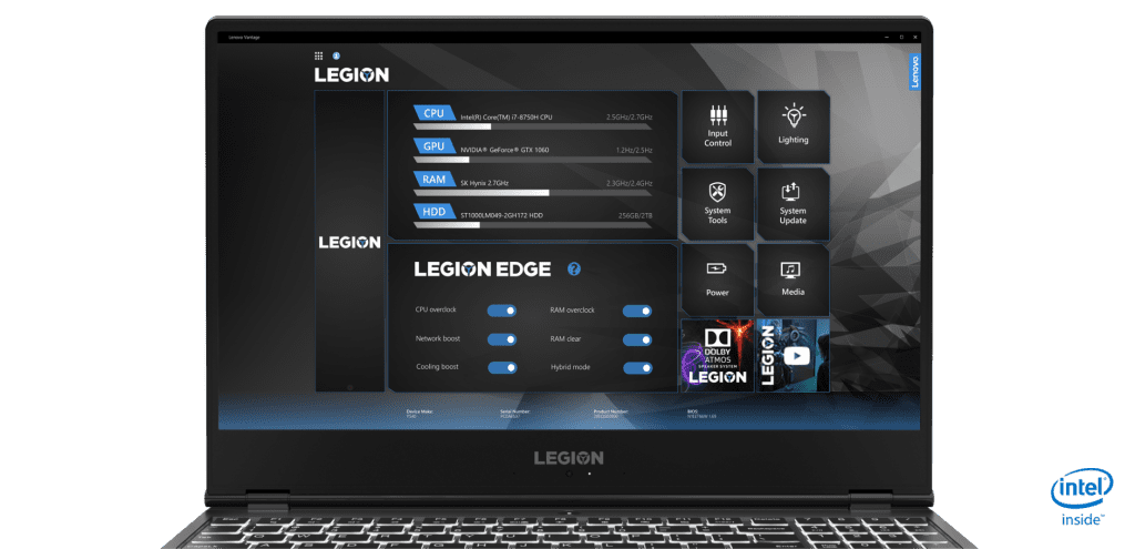 Lenovo Legion Just Got Savage Upgrades