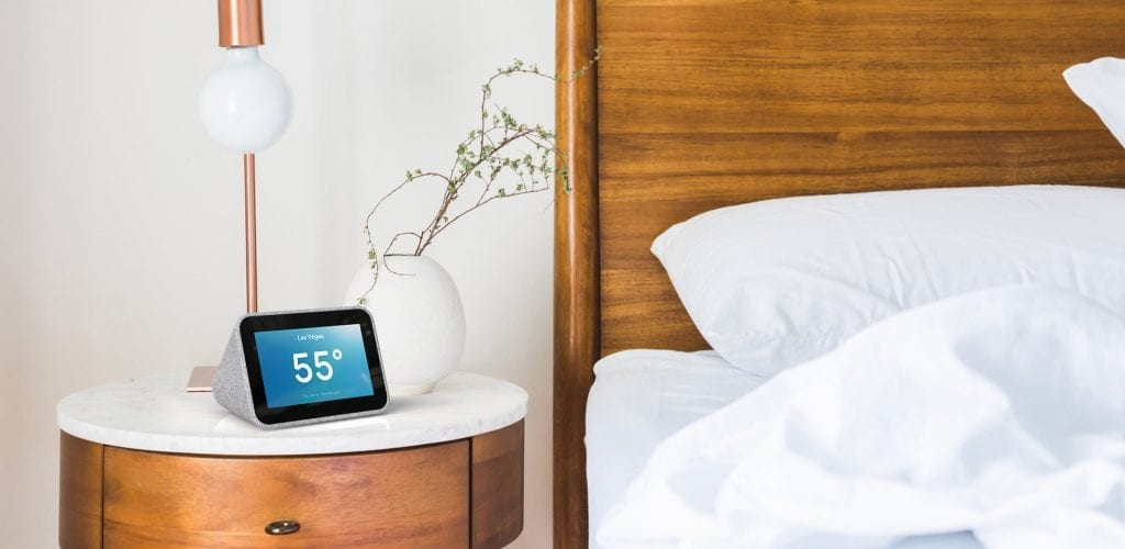 Introducing Lenovo Smart Clock with the Google Assistant - The Ultimate Bedroom Companion