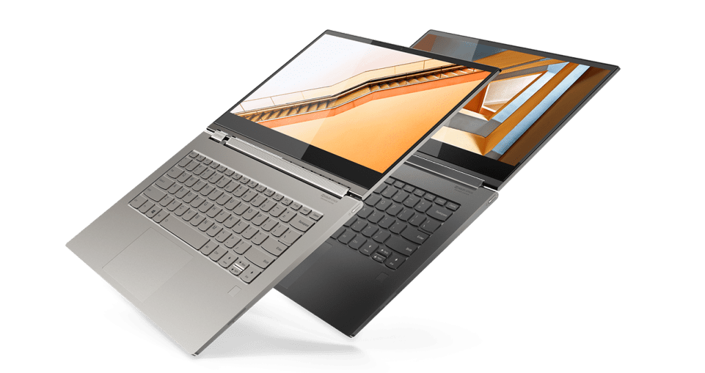 Raising the Bar: Lenovo Design VP on the New Yoga C930