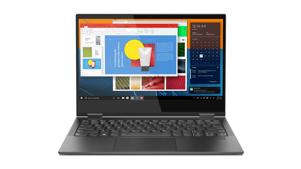 Conquer Low-Battery Anxiety with the Lenovo Yoga C630 WOS