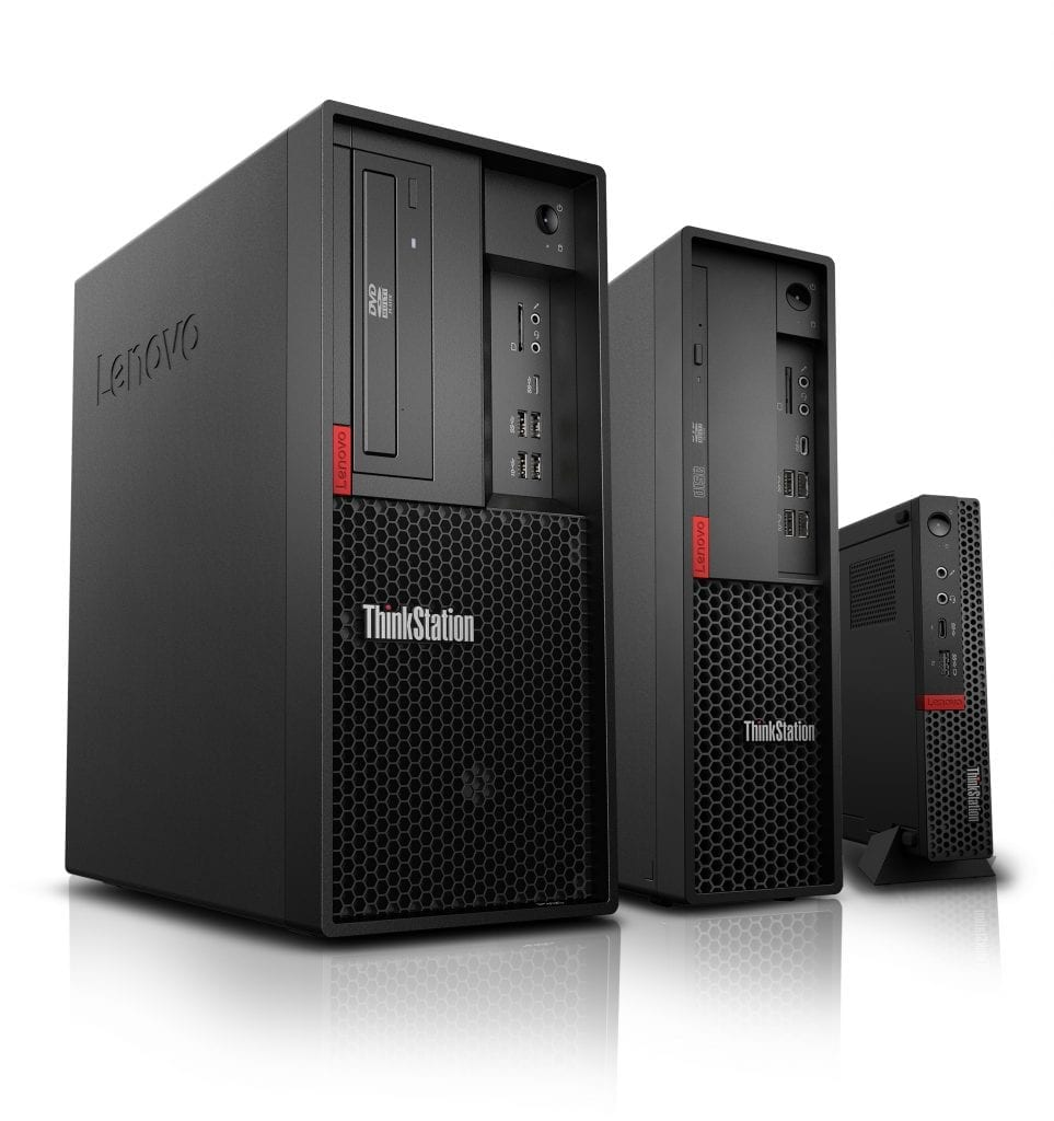 Smaller Just Got Better with the New Lenovo ThinkStation P330 Family
