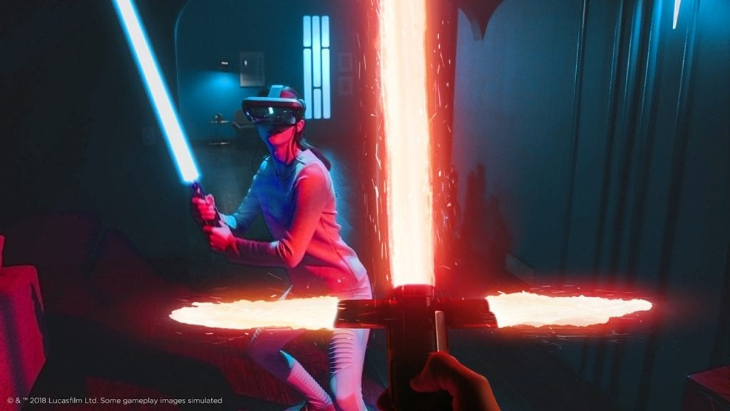Star Wars™: Jedi Challenges to Offer Dark Side Expansion Update and Limited-Edition Kylo Ren Lightsaber