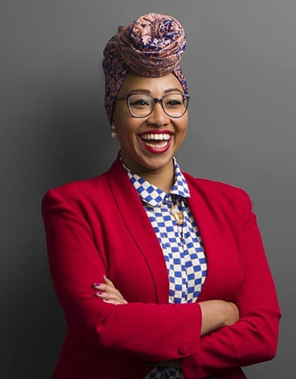 Faces of Intelligent Transformation: Yassmin Abdel-Magied