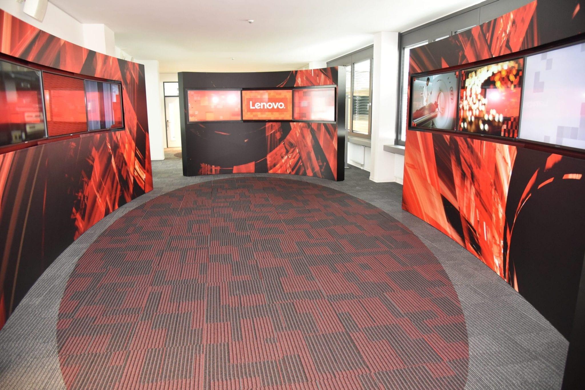 EMEA Enterprise Briefing Center
