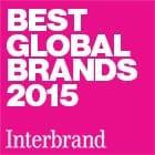 Best Global Brands 2015