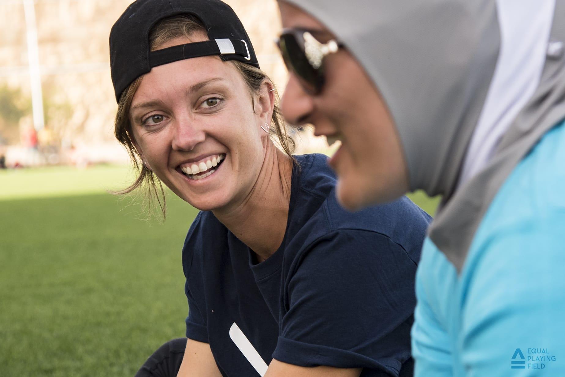 Laura Youngson in Jordan