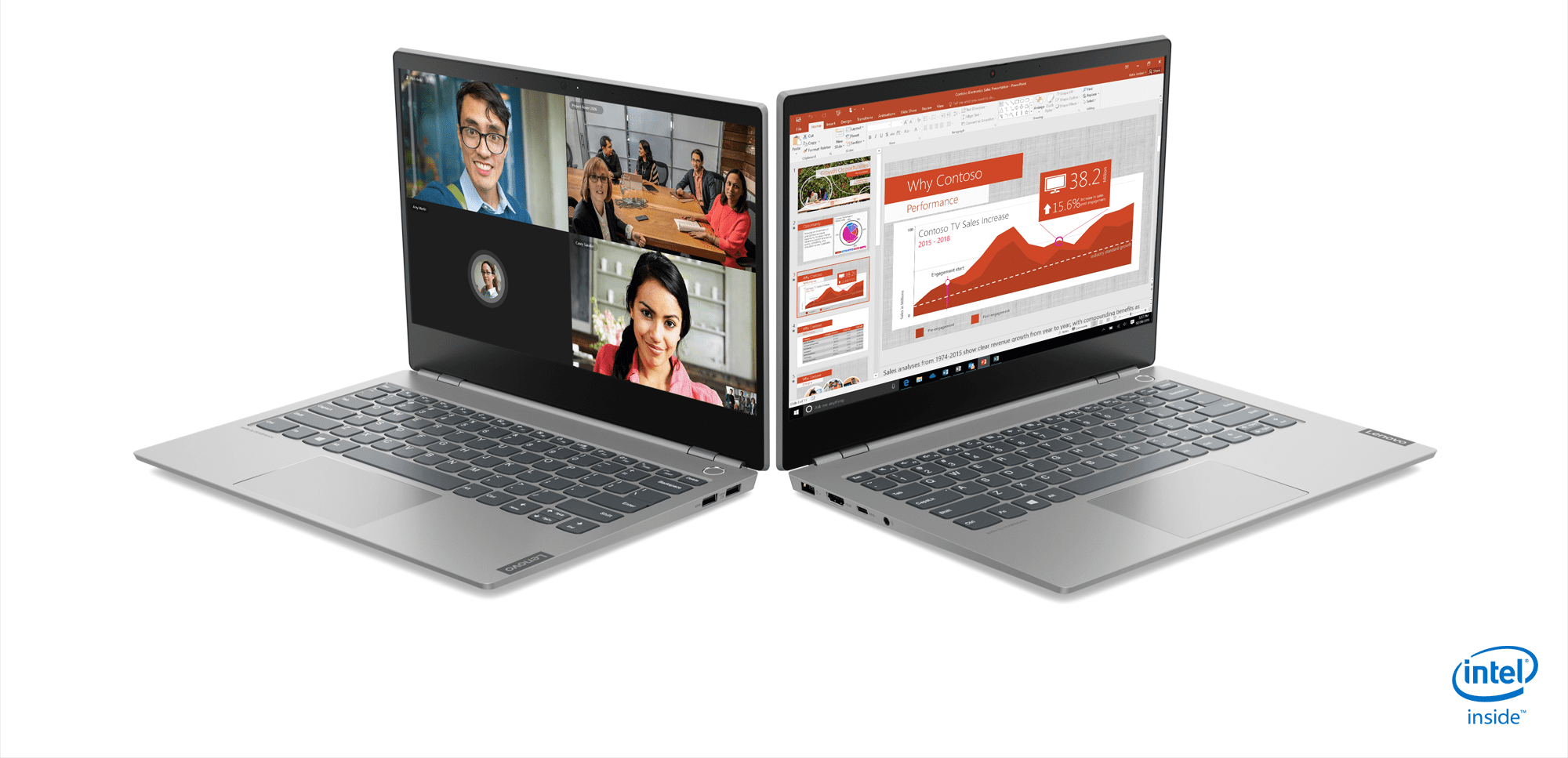 Meet the New ThinkBook: Built for Business, Designed for