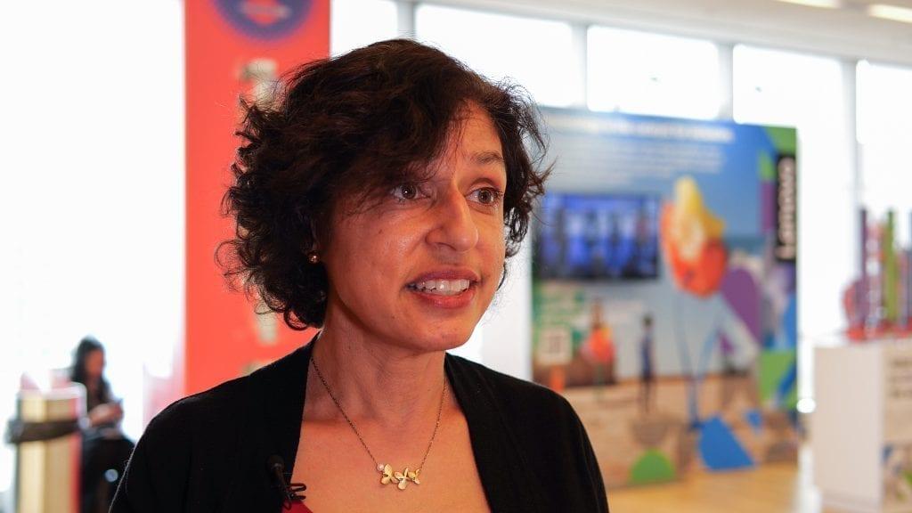 Sharyn Teijani, Founder, TIMESUP movement