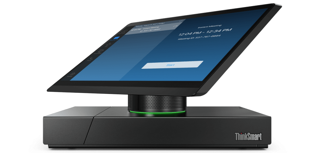 ThinkSmart Hub 500 for Zoom Rooms Delivers Efficient