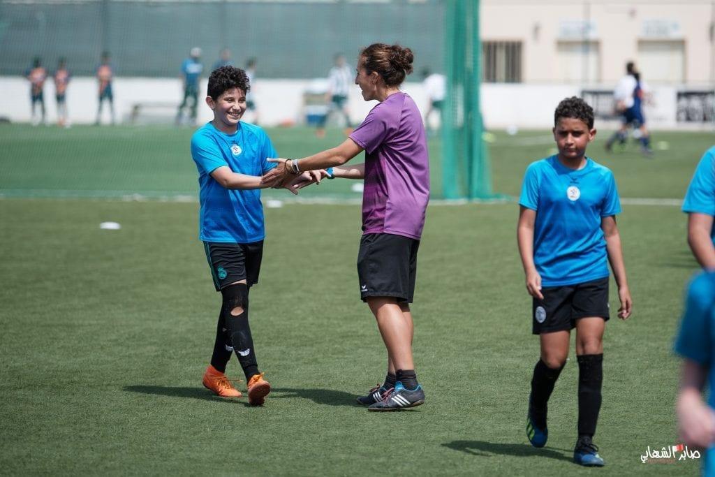 Deena coaching
