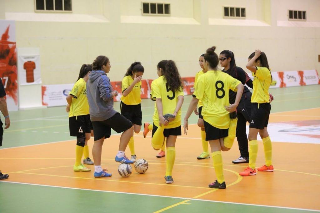 Deena Rahman coaching