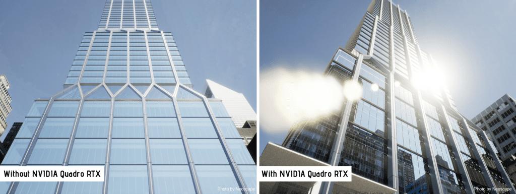 Neoscape Nvidia Quadro RTX