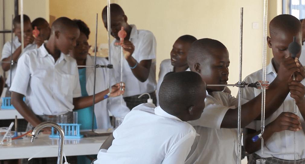 WISER STEM lab, Kenya