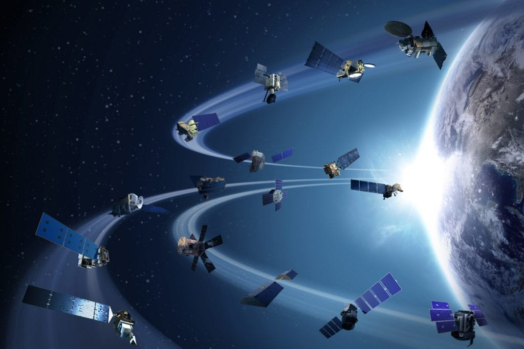 NASA's Earth Science Satellite Fleet