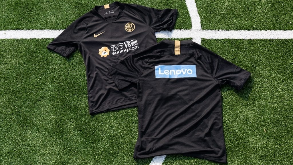 Lenovo InterMilan Jerseys