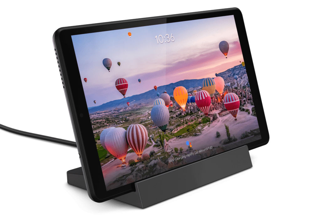 Lenovo Smart Tab M10 with the Google Assistant