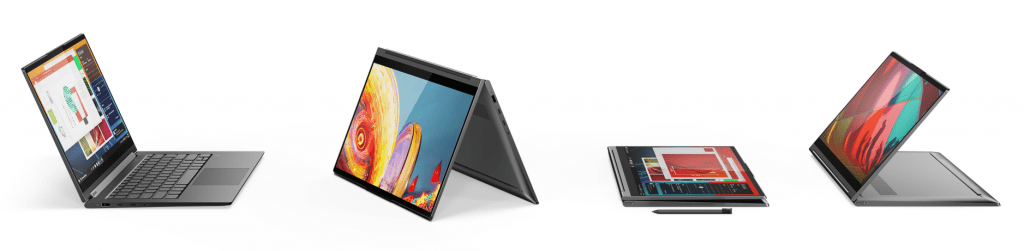 The new Lenovo Yoga C940 (14-inch) is just one of the new laptops verified through Intel's Project Athena innovation program.