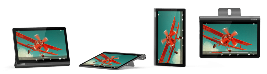 Lenovo's new Smart Tab tablets are designed for people who do not use tablets 2