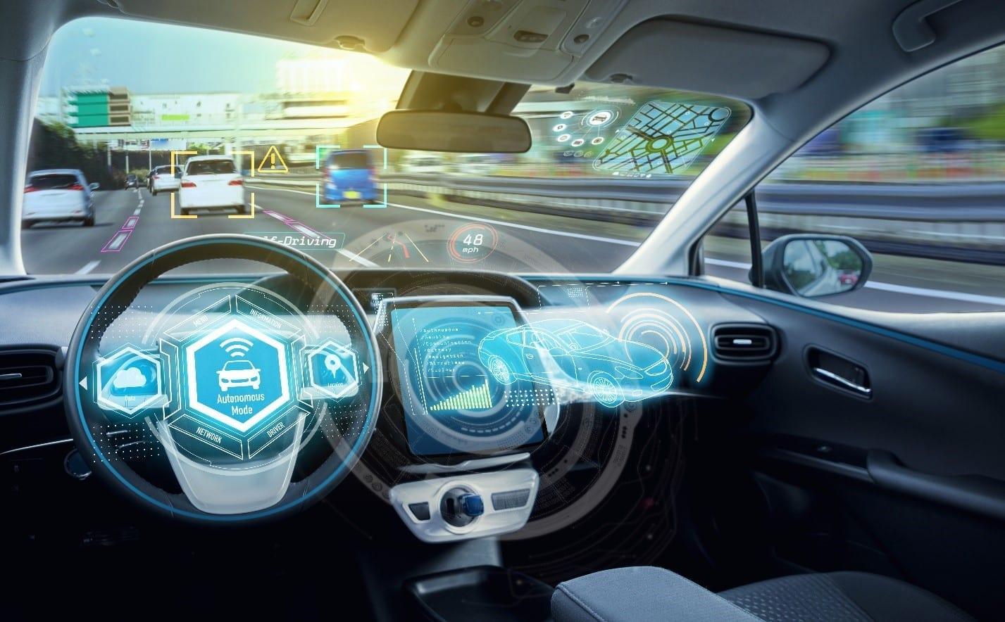 Autonomous Self Driving Vehicle