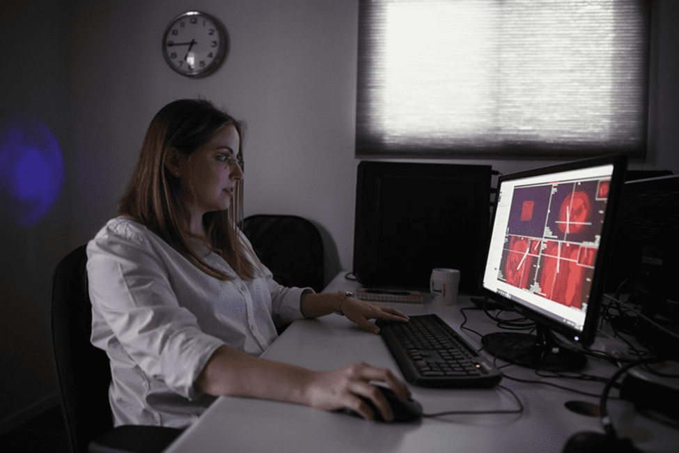 Doctors using Lenovo ThinkStations