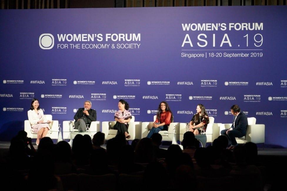 Women's Forum Asia 2019