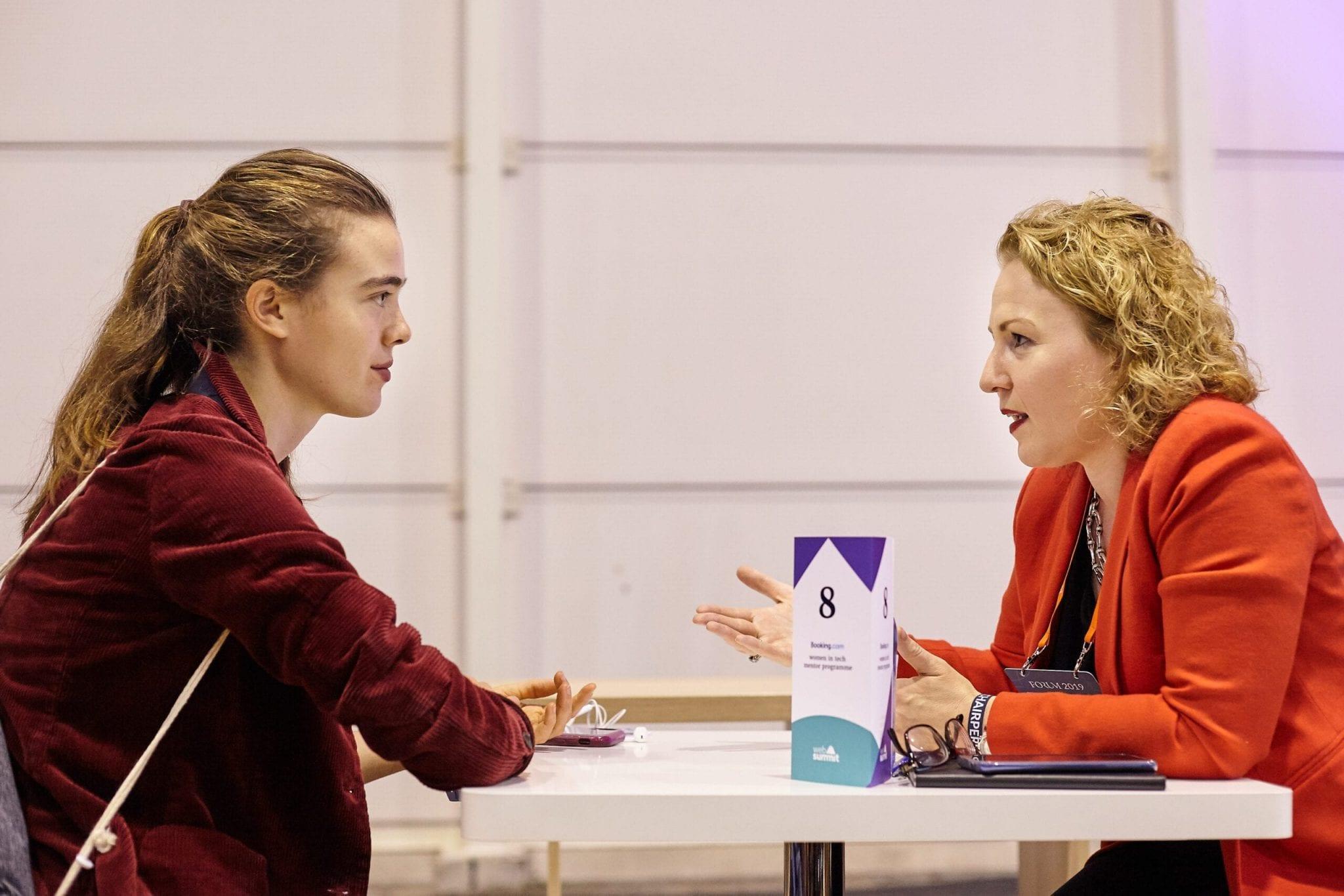 Women in Tech Mentorship