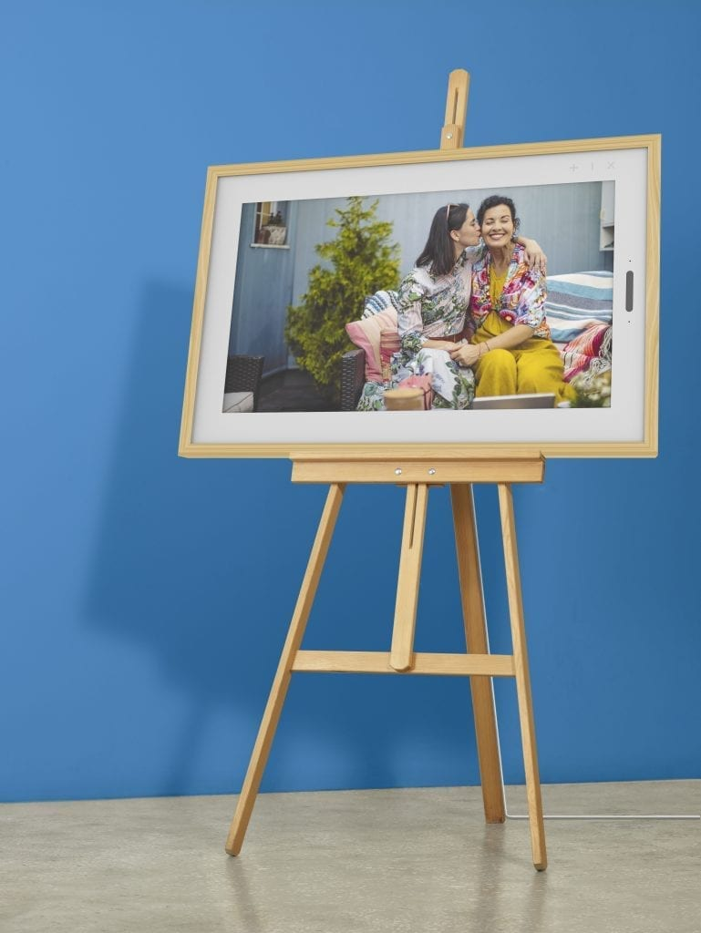 The Lenovo Smart Frame