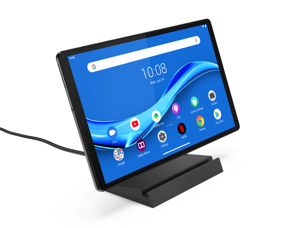 Lenovo Smart Tab M10 FHD Plus 2nd Gen with the Google Assistant