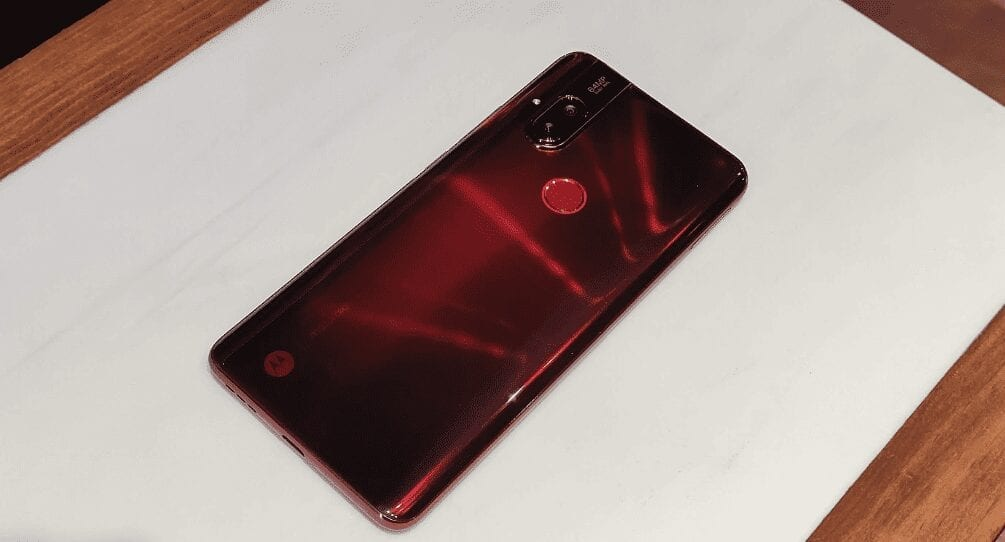 The Motorola One Hyper