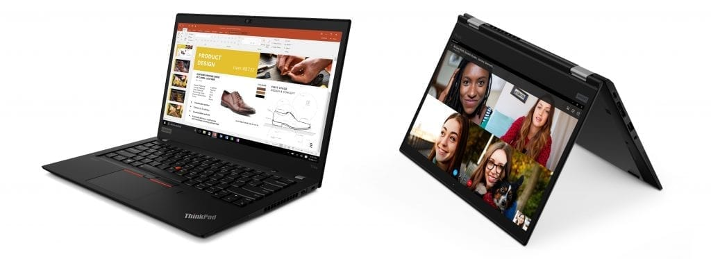 ThinkPad T14S and X13 Yoga