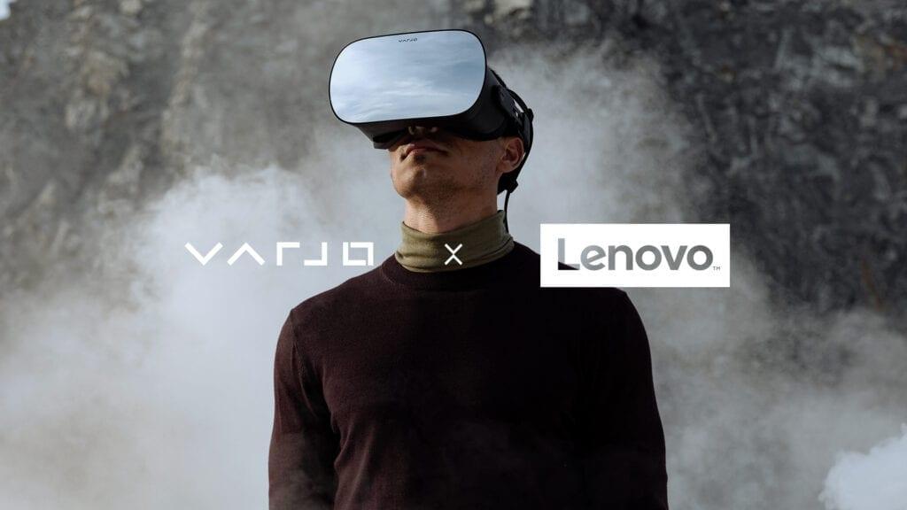 Varjo and Lenovo