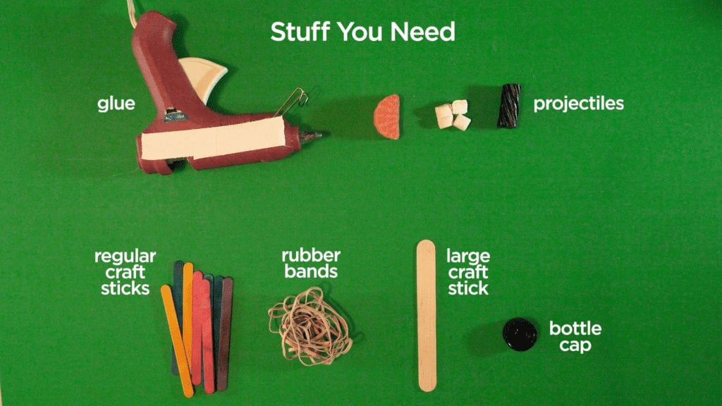 Catapult - Stuff you need