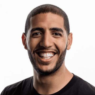 Karim Abouelnaga - headshot