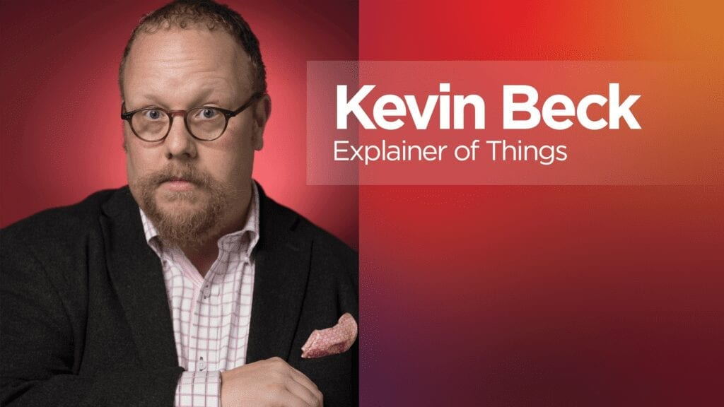 "Lenovo ""Explainer of Things"" Kevin Beck"