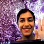 Mounika Vanka in STEM at Home: Lava Lamp