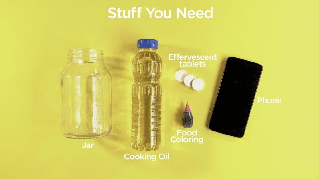 Lava Lamp: Stuff You Need