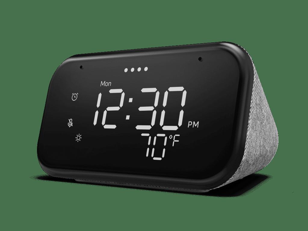 Lenovo-Smart-Clock-Essential_Lenovo facilita el aprendizaje y entretenimiento en el hogar