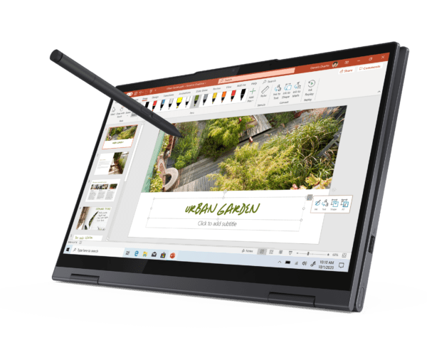 Get Carried Away with Premium Experiences from Five New Lenovo™ Yoga™ Laptops - Image 1